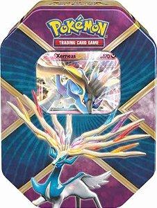 Pokémon Lata  Lendas de Kalos - Xerneas EX