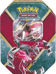 Pokémon Lata  Lendas de Kalos - Yveltal EX