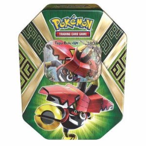 Pokémon Lata Guardiões das Ilhas - Tapu Bulu GX