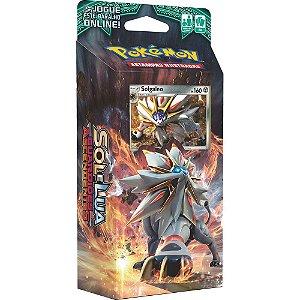 Pokémon Starter Deck - Sol de Aço