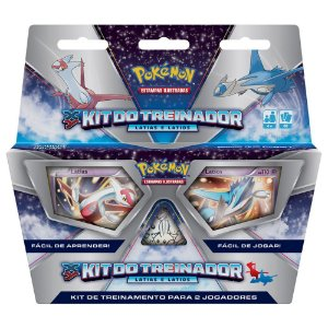 Kit do Treinador - Latias e Latios