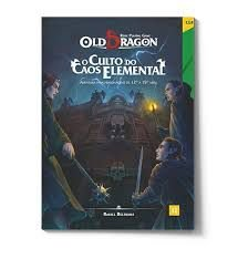 Old Dragon - O Culto do Caos Elemental