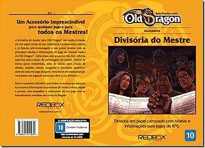 Old Dragon - Divisória do Mestre