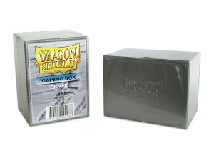 Dragon Shield Gaming Box - Silver