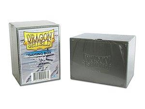 Dragon Shield Gaming Box - Silver