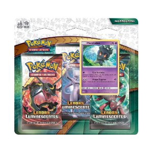 Blister Triplo Lendas Luminescentes - Marshadow