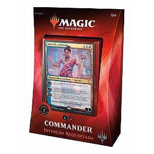 MTG Commander 2018 - Invenção Requintada
