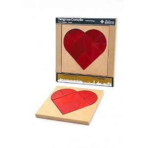 Tangram - Coração