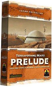 Terraforming Mars - Prelúdio