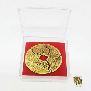 Medalhão em Metal Exclusivo Tinco