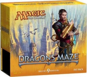 Fat Pack - Dragons Maze
