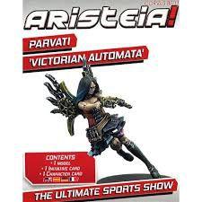 Parvati 'Victorian Automata'