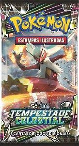 Booster Pokemon: Sol e Lua - Tempestade Celestial