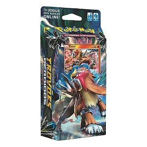 Pokémon Starter Deck - Vulcão em Chamas