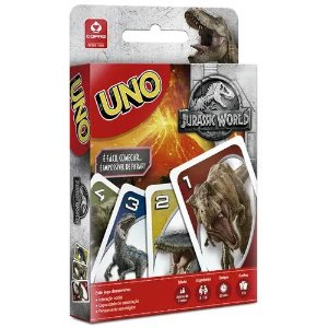 Uno - Jurassic World