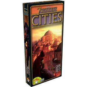 7 Wonder - Cidades