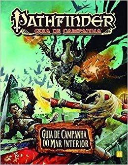 Pathfinder Guia de Campanha do Mar Interior