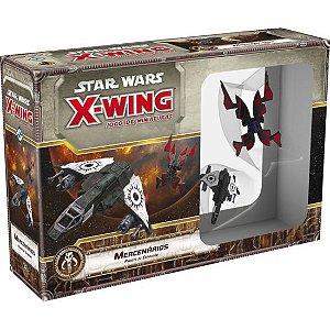 Mercenários - Expansão de Star Wars X-wing