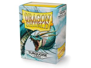 Dragon Shield - Turquoise Classic