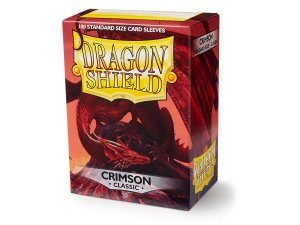 Dragon Shield - Crimson Classic
