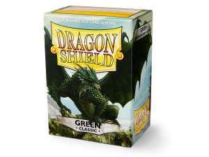 Dragon Shield - Green Classic