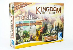 Kingdom Builder - Second Edition Big Box