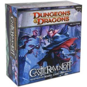 Dungeons and Dragons - Castle Ravenloft