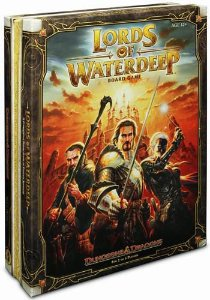 Dungeons and Dragons - Lords of Waterdeep