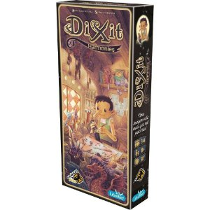 Dixit Harmonies - Expansão