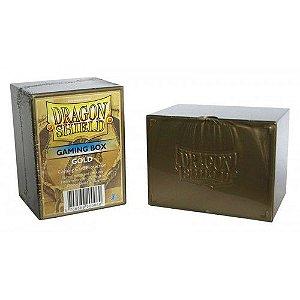 Dragon Shield Gaming Box - Gold