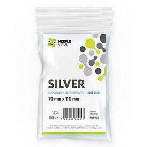 Meeple Virus - Silver
