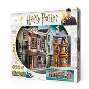Harry Potter 3D: Beco Diagonal