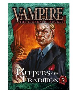 Vampire the Eternal Struggle - Keepers of Tradition 2