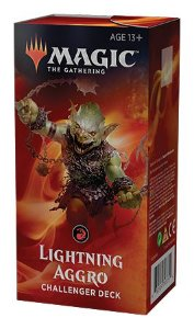 Challenger Deck - Lightning Aggro