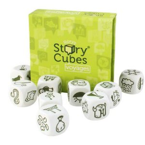 Rory's Story Cubes - Viagem