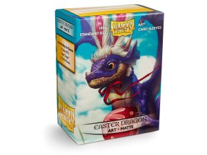 Dragon Shield - Easter Dragon Art Matte