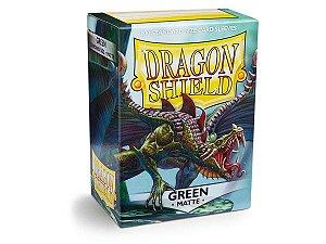 Dragon Shield - Green Matte