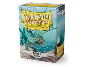 Dragon Shield - Mint Matte