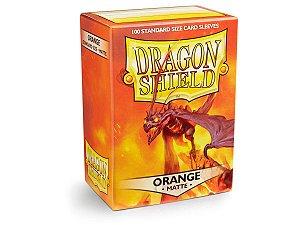 Dragon Shield - Orange Matte