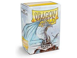 Dragon Shield - Silver Matte
