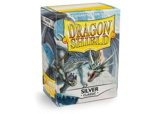 Dragon Shield - Silver