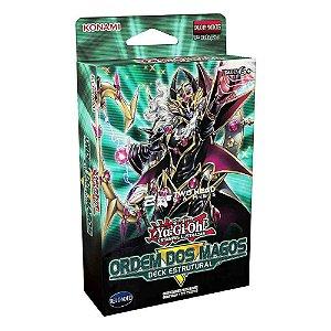Yu-Gi-OH! Ordem dos Magos - Deck Estrutural
