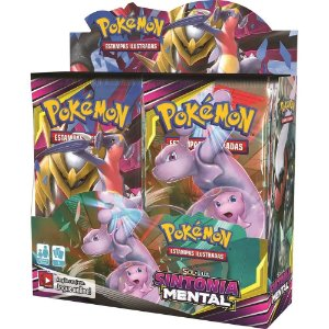 Box Pokémon Sintonia Mental