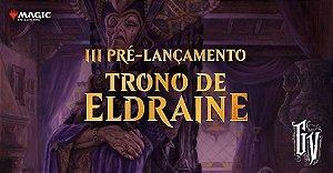 INSCRIÇÃO DIA 29/09 - PRÉ RELEASE TRONO DE ELDRAINE
