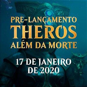 INSCRIÇÃO DIA 17/01 - PRÉ RELEASE THEROS ALÉM DA MORTE