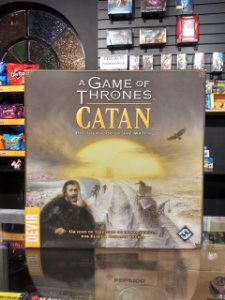 Rifa Catan Game of Thrones - Leia a Descrição