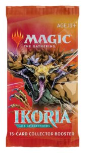 Collector Booster  - Ikoria Terra de Colossos
