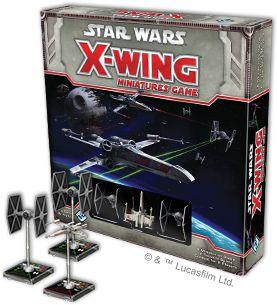Pedido X-wing - Gustavo Meirelles