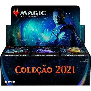 Booster Box - COLEÇÃO BASICA 2021