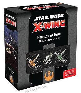 Pedido X-wing - Marcos Medeiros
